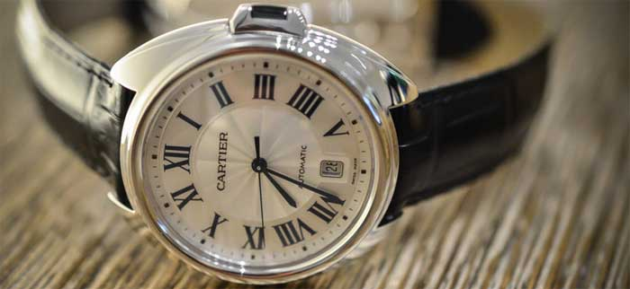 Золотой ключик - Cle de Cartier в версии 2015-го [видео]