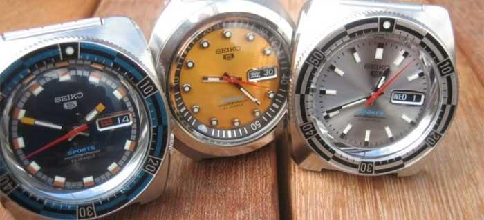 Seiko 5 и Automatic: из истории знаменитых Seiko Sport Divers