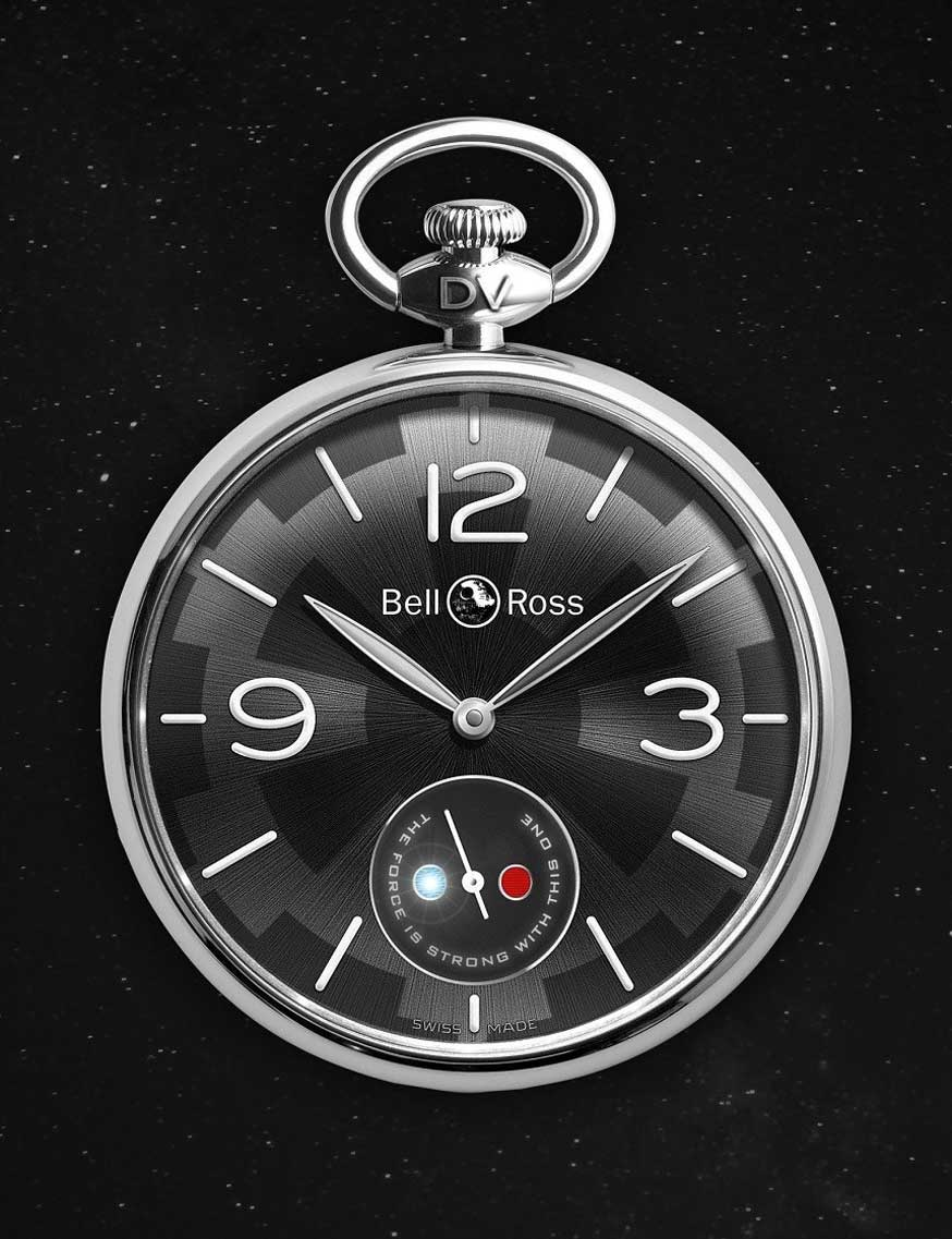 Часы Звездных войн: некоторые грани фантастики - Bell & Ross