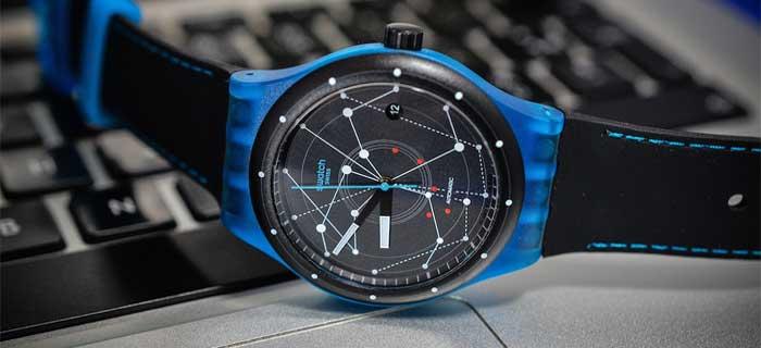 Sistem 51 от Swatch: очень не дорого, но механика, но Swiss Made