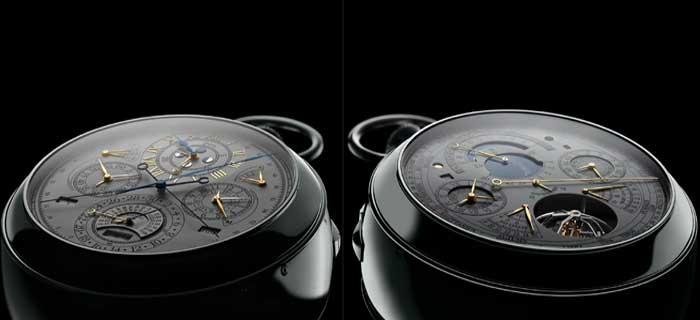 Vacheron Constantin Ref 57260 - часы с самым сложным механизмом [видео]