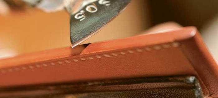 Хорошие кожаные ремешки для хороших наручных часов: как их делают сегодня [видео]