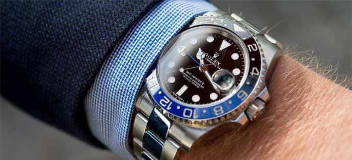 GMT-Master II от Rolex: об универсальности [видео]