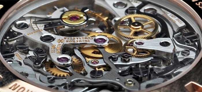 Лучшие механизмы с хронографом: Lemania 2310 [видео]
