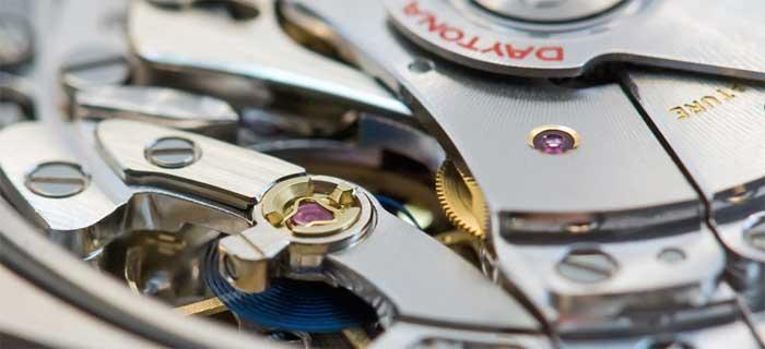 Лучшие механизмы с хронографом: Rolex 4130 [видео]