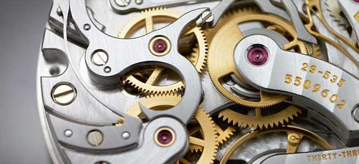 Лучшие механизмы с хронографом: Patek Philippe CHR 29-535 PS Q [видео]