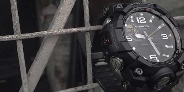 Наручные часы от Casio G-Shock и их особенности [видео]