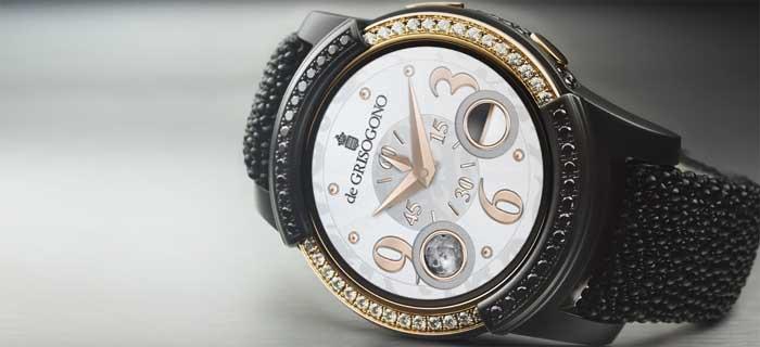 На Baselworld Samsung покажет эксклюзивные de Grisogono Gear S2 [видео]