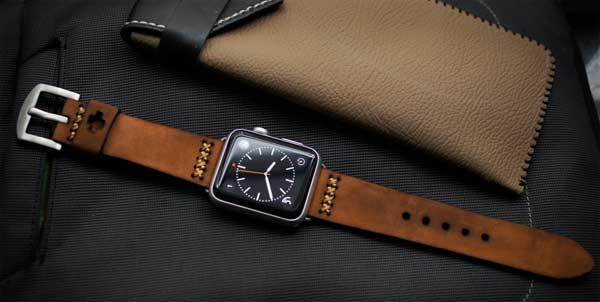 Ремешок Apple Watch: чем и как его чистить