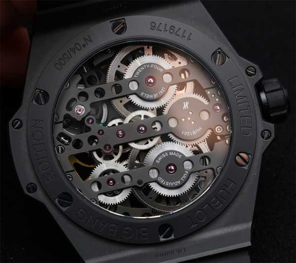 О сюрпризах BW-2016: Big Bang MECA-10 от Hublot [видео]