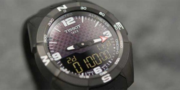Tissot Smart-Touch: еще немного «смарта» от Swatch [видео]