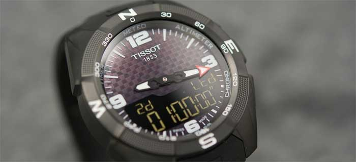 "Tissot Smart-Touch: еще немного ""смарта"" от Swatch [видео]"