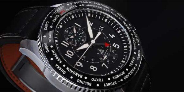 Новые «пилоты» IWC Timezoner Chronograph Ref. IW39501 [видео]