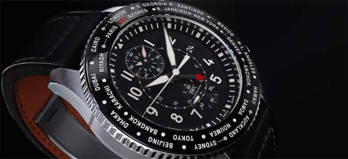 """Новые """"пилоты"""" IWC Timezoner Chronograph Ref. IW39501 [видео]"""