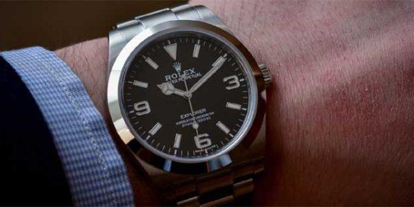Обновленные Rolex Explorer: теперь без ошибок [видео]