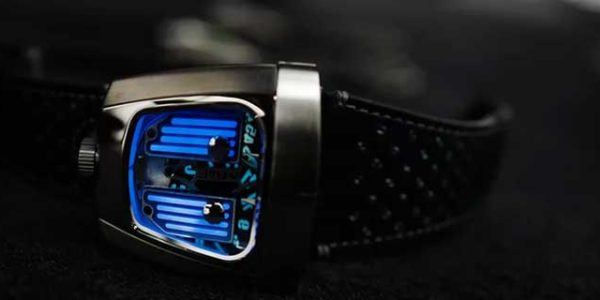 Новые MB&F HMX Black Badger – мгновенное очарование [видео]