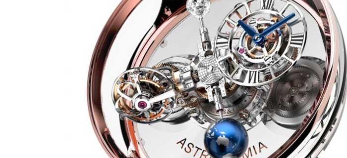 Jacob & Co. Astronomia Clarity Baguette: максимальная выразительность