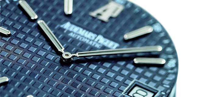 Гильошированные циферблаты наручных часов: особенности техники