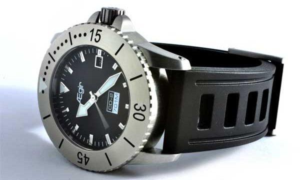 Aegir – дайверские часы марок, которые вы не замечали