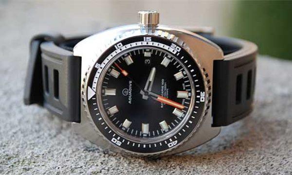 Aquadive – дайверские часы марок, которые вы не замечали