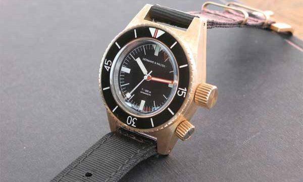 Germano & Walter – дайверские часы марок, которые вы не замечали