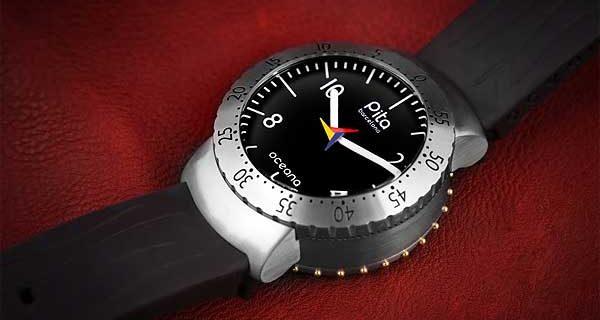 Pita – дайверские часы марок, которые вы не замечали