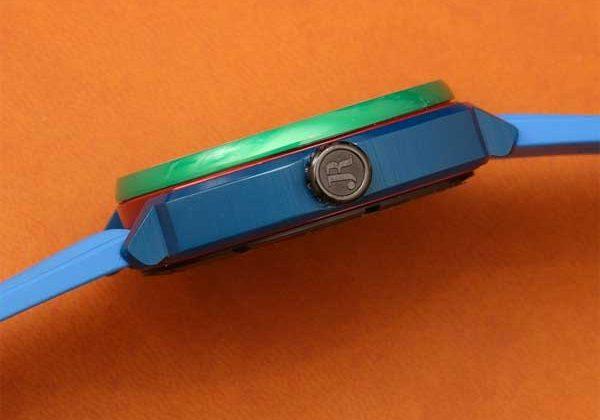 JeanRichard Terrascope Aluminum: по-детски яркий консерватизм — #JeanRichard