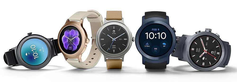 Новые смарт-часы LG Watch Sport и LG Watch Style с #AndroidWear2 : вкратце - о различиях [фото]