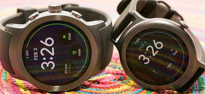 Новые смарт-часы LG Watch Sport и LG Watch Style с #AndroidWear2 : вкратце - о различиях [фото] -