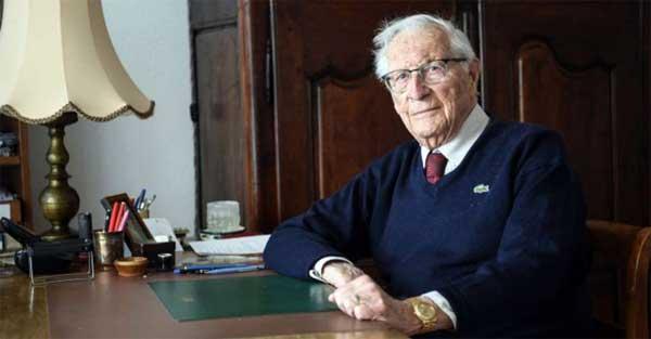 Скончался Рене Ле Культр, Создатель первых наручных кварцевых часов