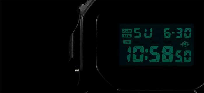 Обзор серии наручных часов Casio G-Shock