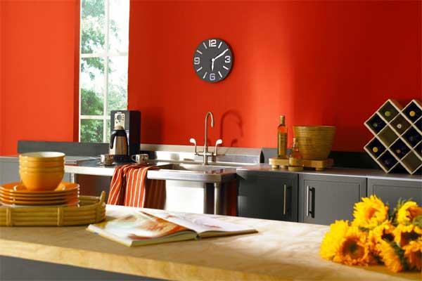 Выбираем настенные часы для кухни - это не сложно