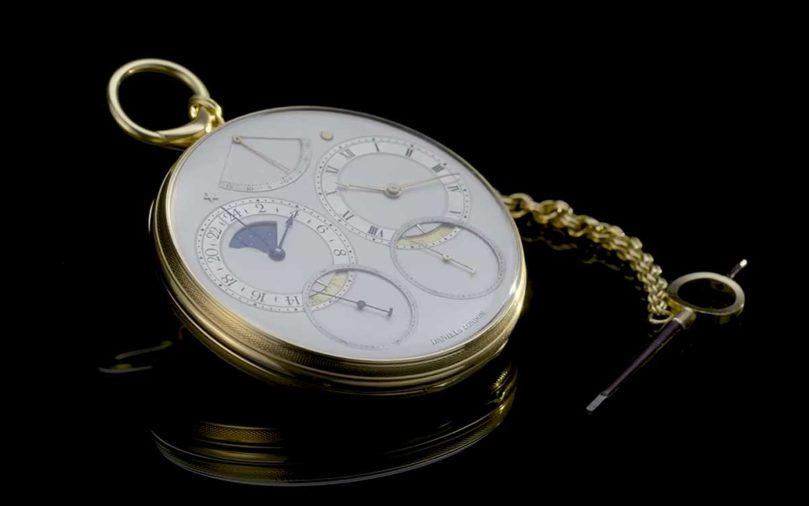 Карманные часы работы Джорджа Дэниелса проданы на Sotheby's за рекордные $4,5 млн