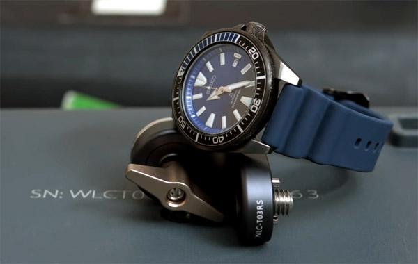 Удалёнка: какие часы будут выглядеть идеально даже в Zoom - Seiko Prospex Samurai