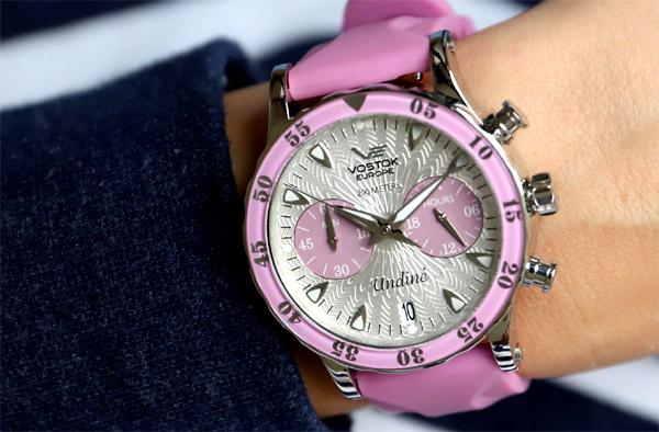 Удалёнка: какие часы будут выглядеть идеально даже в Zoom - Vostok Europe Undina