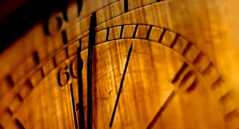 Часы настенные родом из Италии